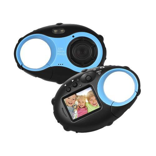 Cámara Digital Vídeo Niño Azul D5503bl