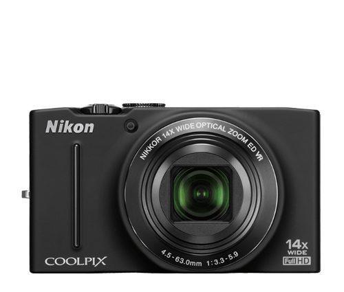 Cámara Nikon Coolpix S8200 Digital Memorias 4gb Y 2gb