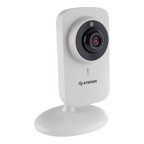 Cámara Steren Wi-fi Para Monitoreo Por Internet Cctv-205