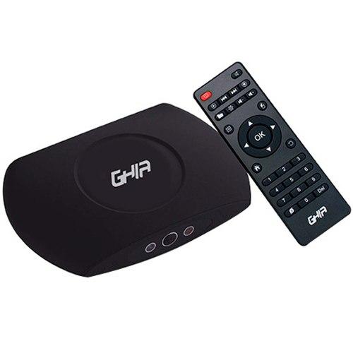 Convertidor Smart Tv Ghia Gac-gb Hdmi Wifi Av Negro