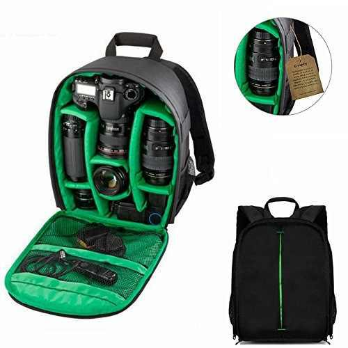 I-graphy Camera Case Backpack For Slr And Dslr Cameras