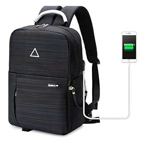 Koolertron Slr Dslr Camera Backpack Usb Charge Multi-functio