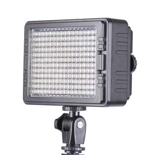 Luz De Cámara Slr Digital Tolifo Panasonic Sony Samsung