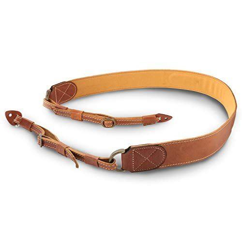 Megagear Mg1515 Slr, Dslr Genuine Leather Shoulder Or Neck S