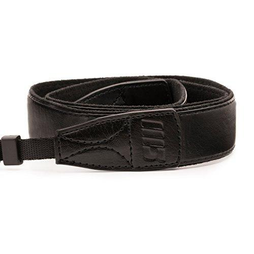 Megagear Mg1518 Slr, Dslr Leather Shoulder Or Neck Strap For