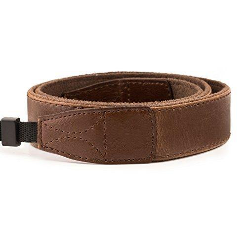 Megagear Mg1519 Slr, Dslr Leather Shoulder Or Neck Strap For