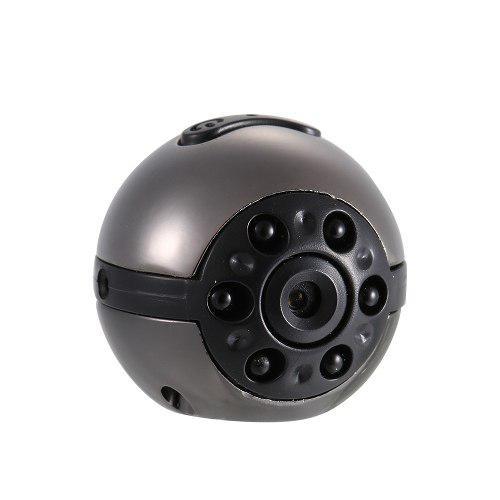 Mini Cámara De Vigilancia Le Hd 1080p Dv Negra