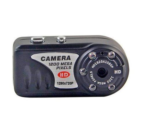 Mini Cámara Hd Fotos 3024px Video 1080p Envio Gratis -