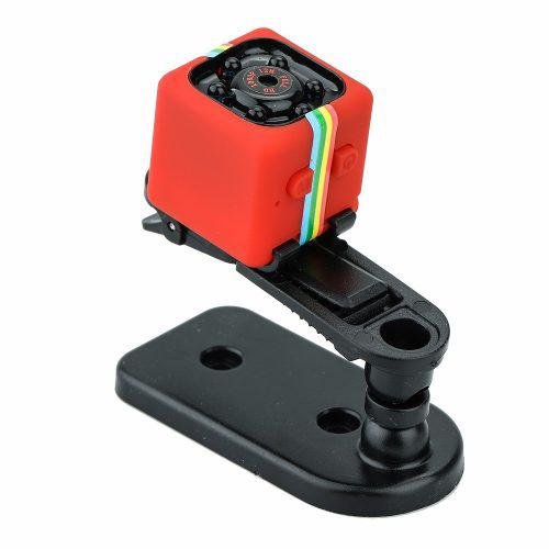 Mini Dv Cámara Coche Dv Digital Vídeo Recorder Rojo D5581r