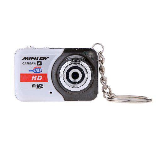 Mini Hd Cámara Digital X6 Portátil Ultra Blanco D2299