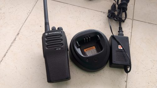 Motorola Dep450 Uhf Digital. Excelente Estado