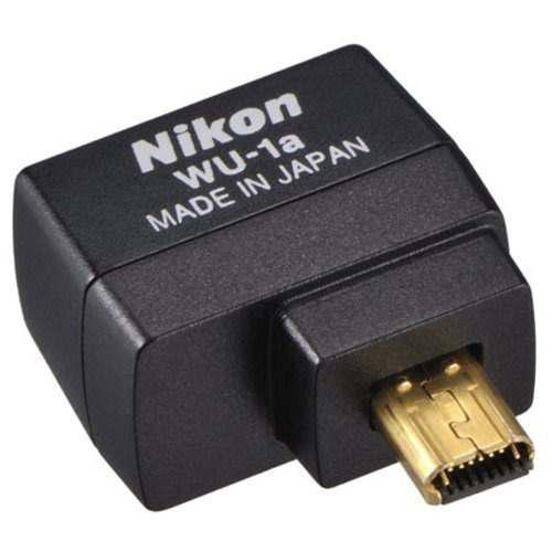 Nikon Adaptador Wu-1a Móvil Inalámbrico Para Nikon Slr