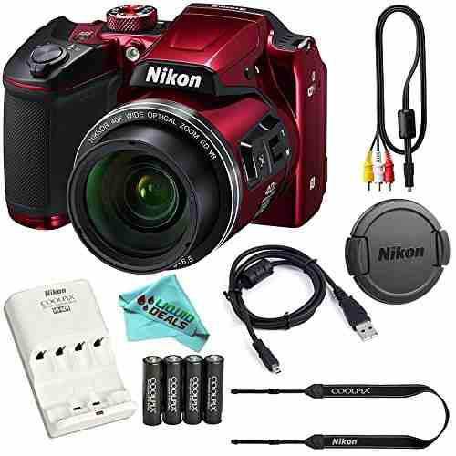 Nikon Coolpix B500 16mp 40x Óptico Zoom Digital Cámara Lia