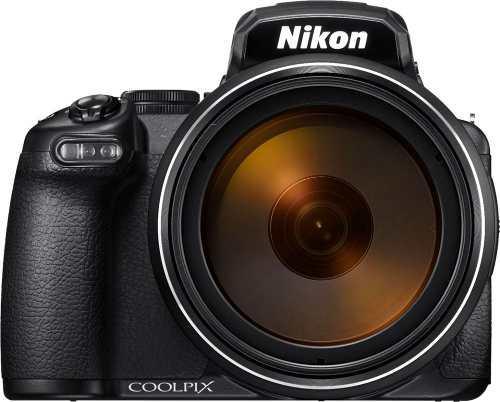 Nikon - Coolpix P1000 Cámara Digital De 16.0 Megapíxeles -