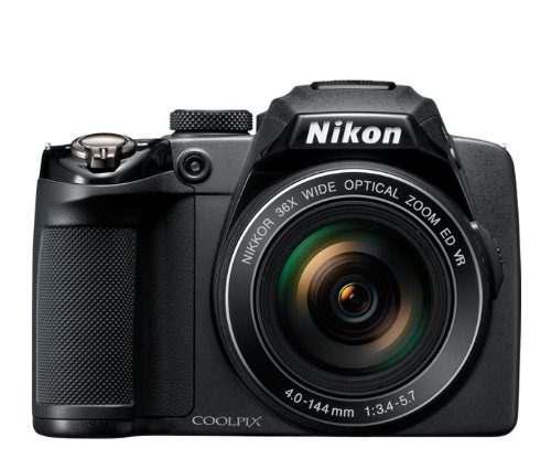 Nikon Coolpix P500 12.1 Cmos Digital Cámara Con 36x Nikkor