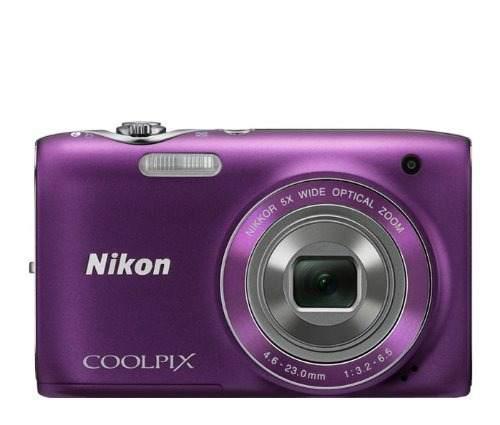 Nikon Coolpix S3100 14 Mp Digital Cámara Con 5x Nikkor Anch
