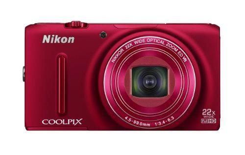 Nikon Coolpix S9500 Wi Fi Con Cámara Digital Con Zoom 22x Y