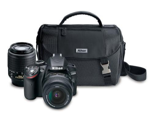 Nikon D3200 24.2 Mp Cmos Digital Slr Camera With 18-55mm
