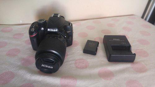 Nikon D3200 24.2 Mp Cmos Digital Slr Con 18-55mm