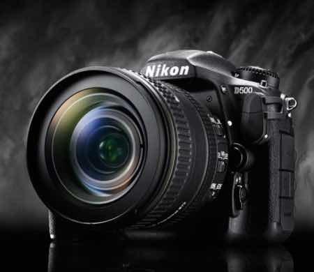 Nikon D500 Dx- Digital Slr Cámara Reflex Digital (cuerpo)
