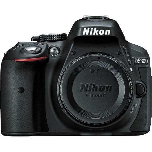 Nikon D5300 Digital Slr 24.2mp Camara Digital Solo Cuerpo
