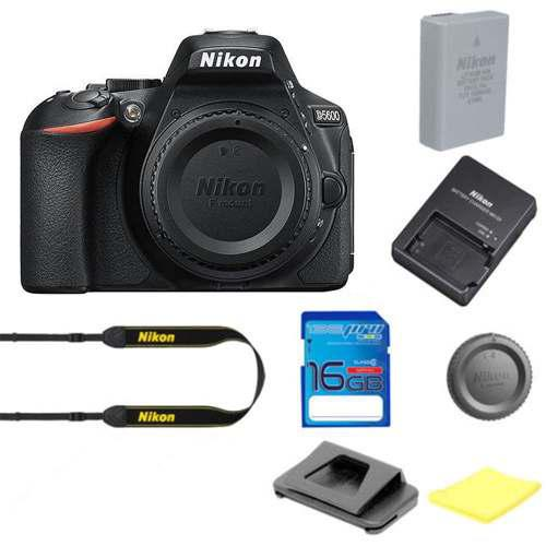 Nikon D5600 24.2 Mp Dx-formato Cmos Cámara Digital Slr
