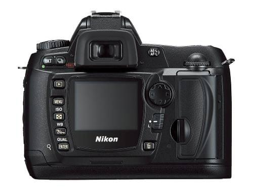 Nikon D70 Cuerpo De La Cámara Digital Sólo