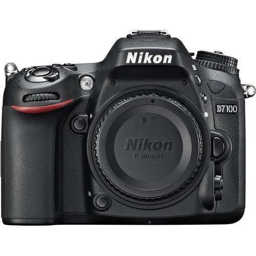 Nikon D7100 24.1mp Slr Camara Digital Solo Cuerpo D-7100