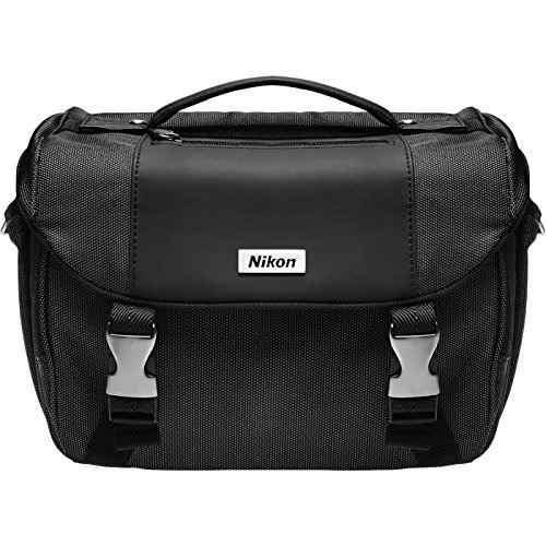 Nikon De Lujo Digital Slr Cámara Caso - Artilugio Bolsa Par