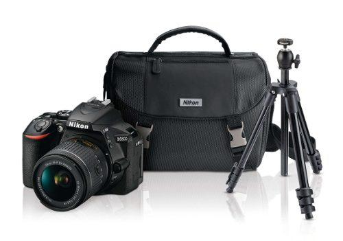 Nikon Kit Cámara Dslr 5600 Wifi / Bluetooth