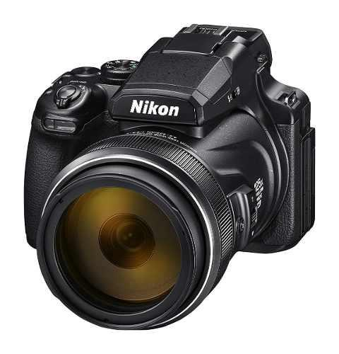 Nikon P1000 Cámara Digital Coolpix 125x Lente Fixed Zoom 4k
