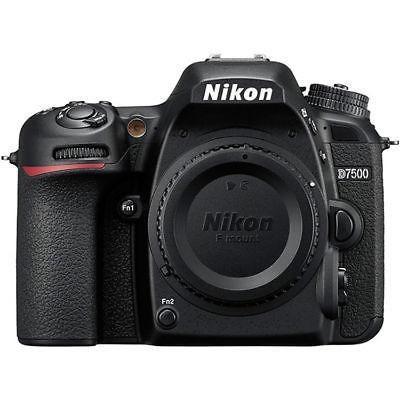 Nueva Marca Nikon D7500 Cuerpo Sólo Cámara Digital