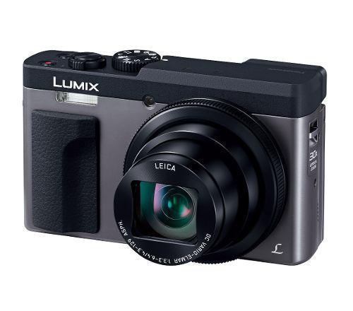 Panasonic Cámara Digital Compacta Lumix Tz90 Óptica 30
