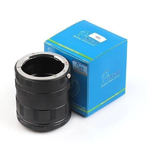 Pixco Macro Extension Tube For Nikon F Dslr & Nikon F Slr Ca