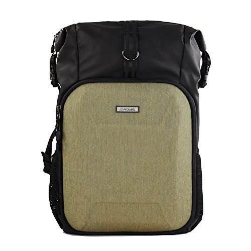 Prowell Camera Backpack Professional Dslr Slr Bag Gadget Bag