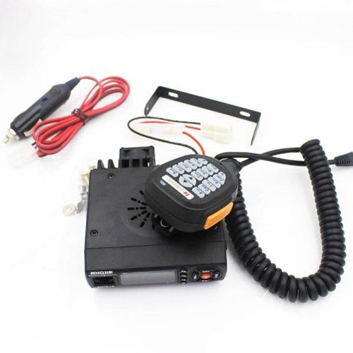 Radio 25w Baojie Con Antena De 44 Cm Y Base Magnetica