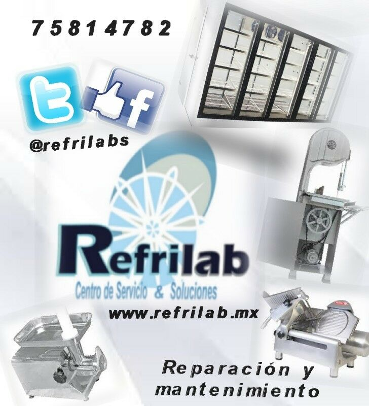 Reparación de equipos Industriales linea blanca