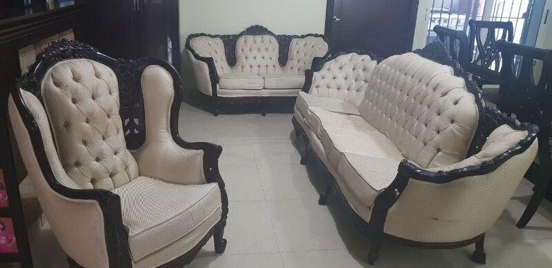 Sala estilo Luis XV 421