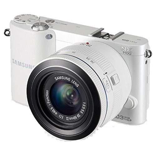 Samsung Nx1100 Smart Wi Fi Cámara Digital Cuerpo 20 50mm Le