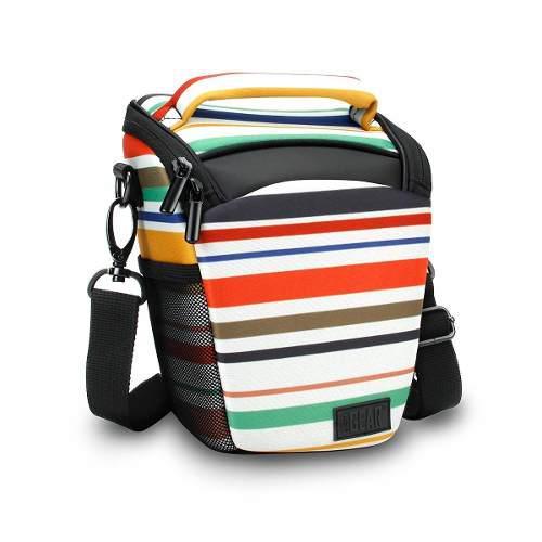 Slr/dslr Camera Case Bag With Top Loading Accessibility, Adj