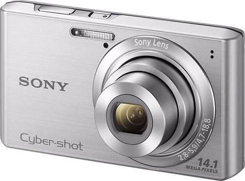 Sony Cyber-shot Dsc-w610 Cámara Digital De 14.1
