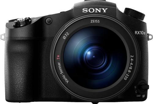 Sony - Cyber-shot Rx10 Iii Cámara Digital De 20.1