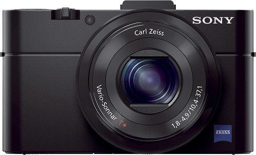 Sony - Cyber-shot Rx100 Ii Cámara Digital De 20.2