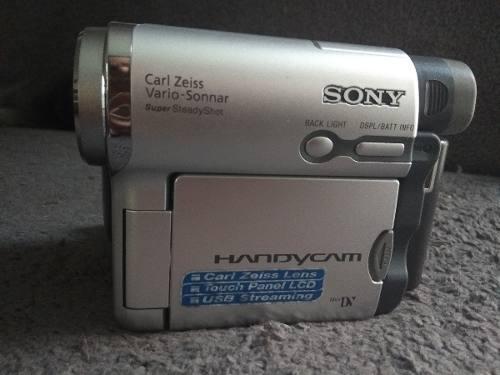 Sony Handy Cam Mini Dv Touch Usb Digital Envio