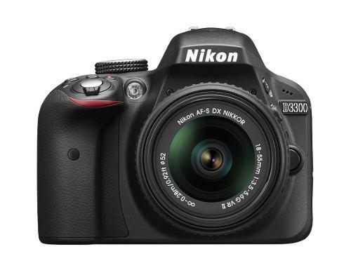 Tb Nikon D3300 24.2 Mp Cmos Digital Slr With Auto Focus-s Dx