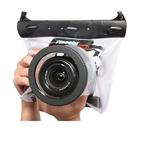 Tteoobl Dslr Slr Camera Waterproof Underwater Housing Case P