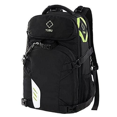 Tubu Outdoor Camera Backpack Fit 2 Pro-sized Dslr / Slr Came