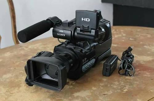 Videocamara Profesional Sony Hxr-mc2000 Digital Hd