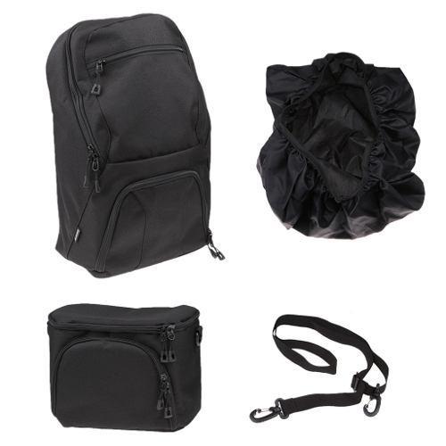 Waterproof Tablet Backpack Dslr Slr Camera Shoulder Bag Case