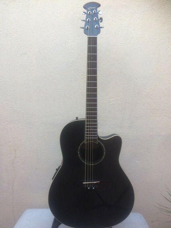Guitarra Electroacústica Ovation